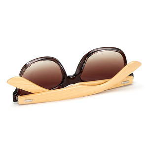 Image 4 - LongKeeper lunettes de soleil en bois bambou