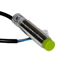 Geeetech Interruptor de nivelación automática para impresora 3D, interruptor de piezas para impresora 3D, Sensor de proximidad capacitivo LJC 12A3 4 Z/BX NPN DC6 36V