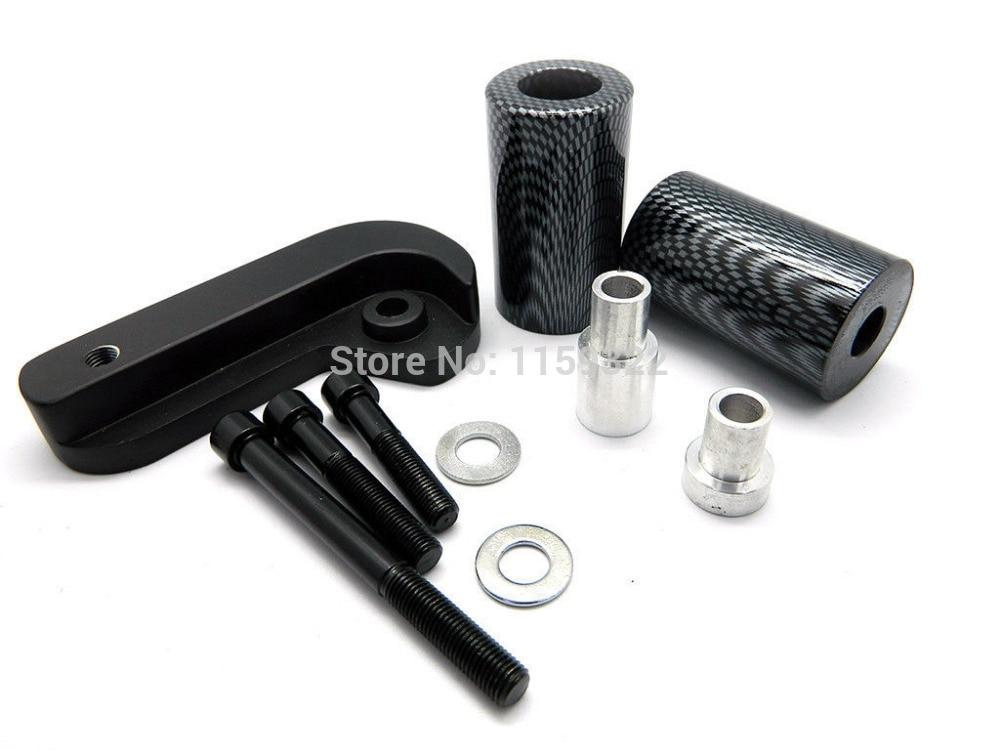 Aliexpress.com : Buy Motorcycle Parts Carbon No Cut Derlin Crash ...