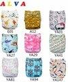 U PICK Promotion! 1pc ALVA Reusable Pocket Cloth Nappy with 1pc Microfiber insert