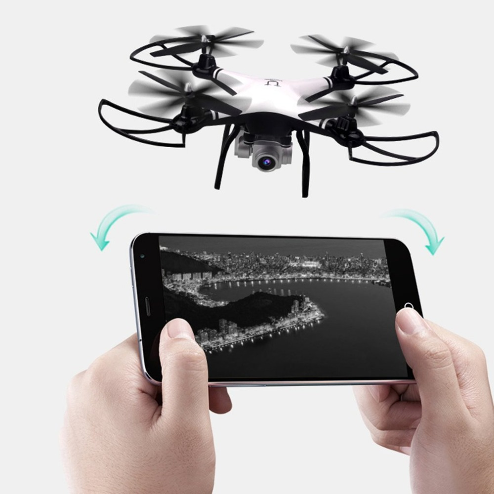 69608 2.4G RC Selfie Smart Drone FPV Quadcopter Aircraft with 0.3MP HD Camera Real -time Altitude Hold Headless Mode 3D Flip69608 2.4G RC Selfie Smart Drone FPV Quadcopter Aircraft with 0.3MP HD Camera Real -time Altitude Hold Headless Mode 3D Flip