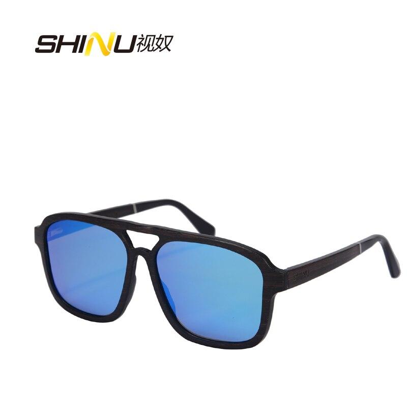 Purely Handmade Wooden Glasses Retro Vintage Polarized Sunglasses Women Men Mirror Coating Sunglasses UV400 Protection Eyewear