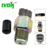 Common Rail Pressure Sensor 499000 6160 For Hitachi ZAX330 3 ZAX200 3 ZX200 3 ZX360 3 excavator