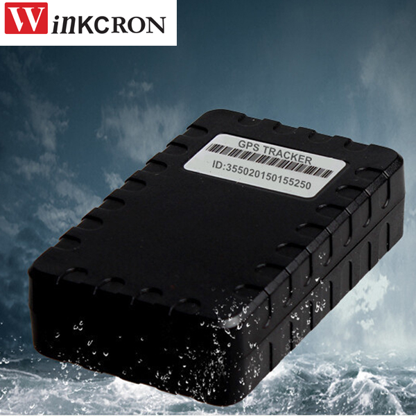 Waterproof IP65 GPS Tracker TK119 With 6000mah battery Magnet Android & IOS App for container bulk inventory sim card slot inventory accounting