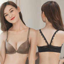 261a2a7104a83 Sexy Women Push Up Bra Seamless Wire Free Brassiere Front Buckle Fitness  Everyday Female Ladies Underwear · 4 Colors Available