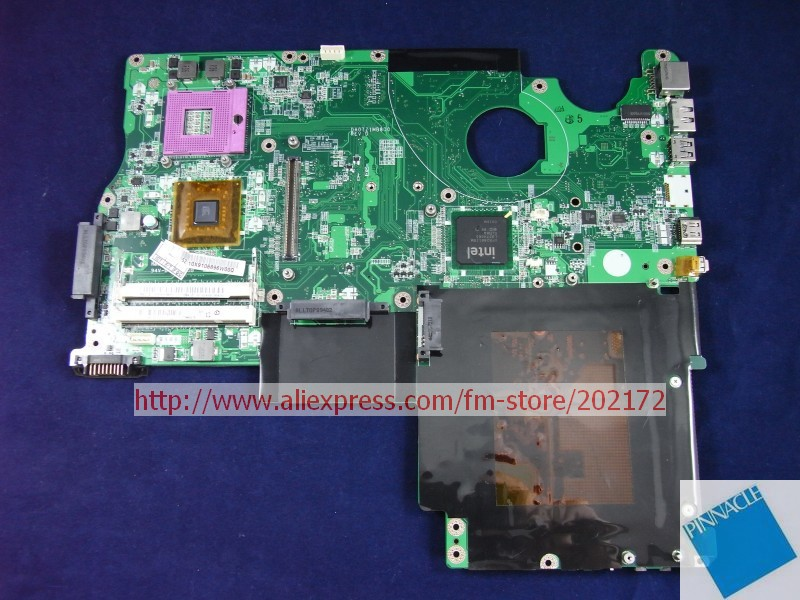 Motherboard for Toshiba satellite P500 P505 A000052110 31BD3MB00D0 TZ1 image