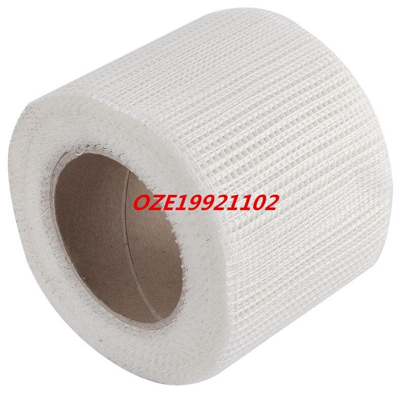 1PCS Sheetrock Drywall Self Adhesive Mesh Wall Repair Fabric Joint Tape Roll sheetrock drywall self adhesive mesh wall repair fabric joint tape roll