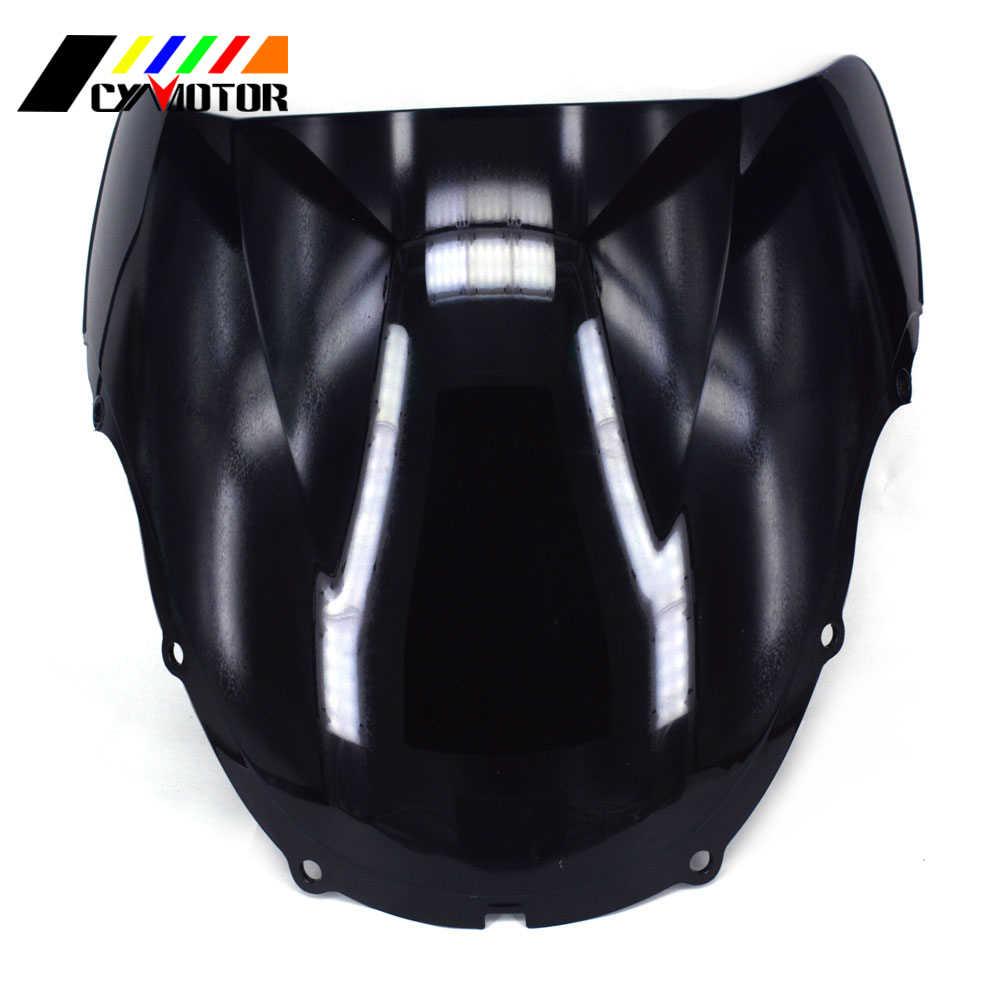 Motorcycle Black Voorruit Kuip Voorruit Voor HONDA CBR600 F4 CBR600F4 1999 2000 99 00