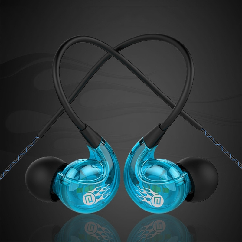 Sport Original Earphones Headphone For iphone Samsung xiaomi in Ear MIC Stereo Music Bass Earphone Headset Anti-sweat Accessorie original earphones piston 3 youth edition in ear headphone sport music earphone headset with microphone for xiaomi samsung