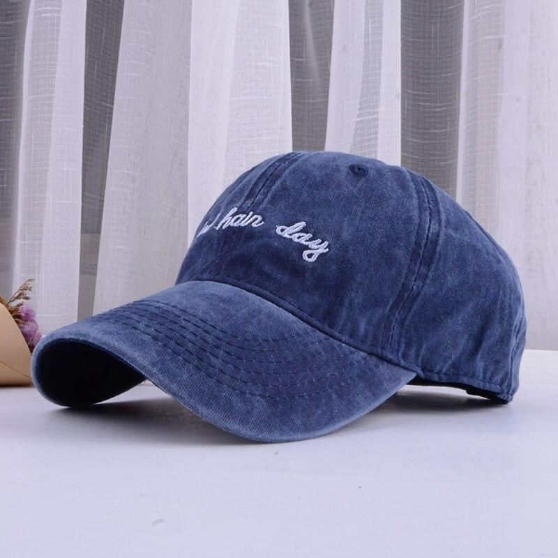 bad hair day baseball cap men women mens baseball cap men black cap dad hat (3)