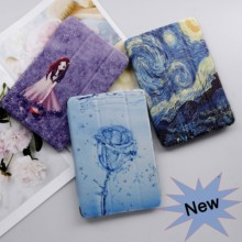 Tablet case for iPad Air 1 9.7'' 2013 Release cover A1474 A1475 A1476 case Leather Smart Stand Painted Cover For apple iPad Air1 стоимость