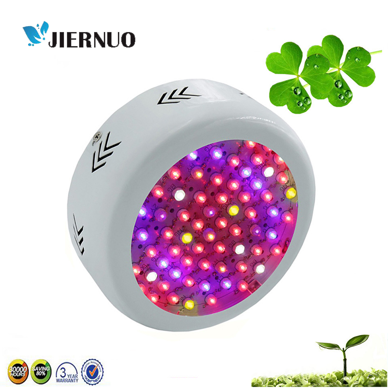 216W UFO Led Grow Light 72leds Full Spectrum 42Red+12Blue+6warm white+6white+3IR+3UV for hydroponics plant grow tent aquarium AE 90w ufo led grow light 90 pcs leds for hydroponics lighting dropshipping 90w led grow light 90w plants lamp free shipping