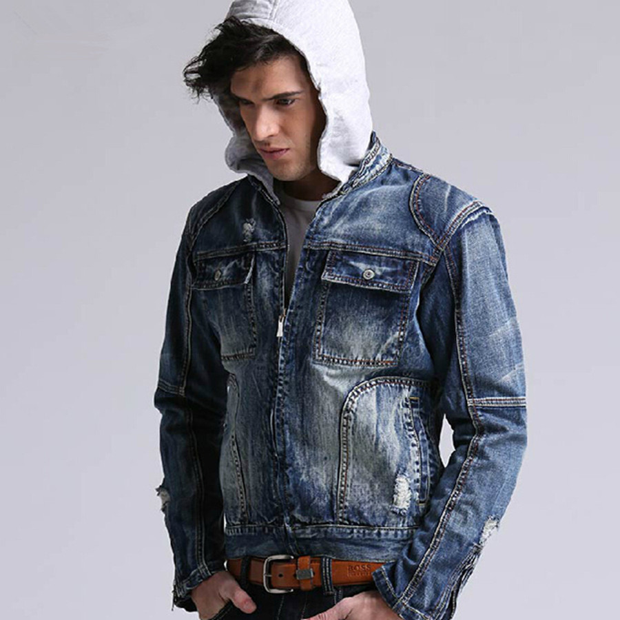 Find great deals on eBay for mens denim hoodie jacket. Shop with confidence.