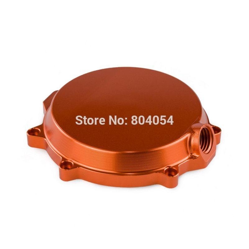 Billet Clutch Cover (Outside) Fits For KTM 250 SX-F 2005 2006 2007 2008 2009 2010 2011 2012 Orange car rear trunk security shield shade cargo cover for hyundai tucson 2006 2007 2008 2009 2010 2011 2012 2013 2014 black beige