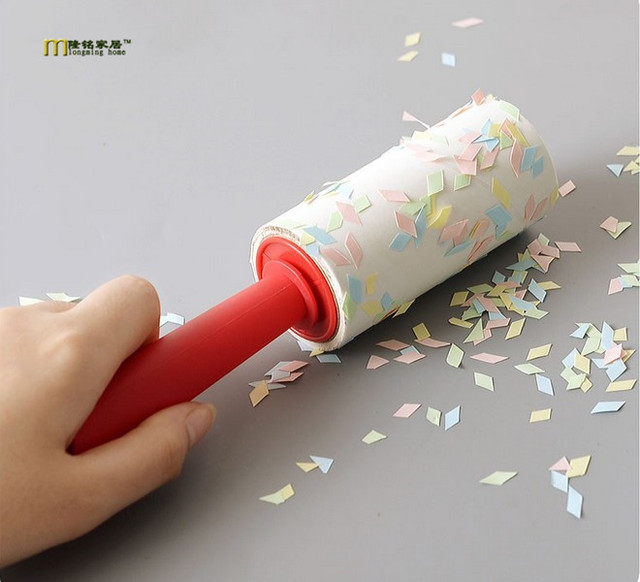 Sticky Cleaning Roller brush