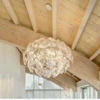LukLoy Modern Hope Pendant Lamp Lights Aryl Chandelier Loft Hanging Lamp Kitchen Light Fixture Living Room Hanglamp Luminaire