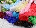 1/8'' 3mm Multi colors option Organza Ribbon Headwear Material DIY Garment Sewing Accessories 20yards/lot 040044087