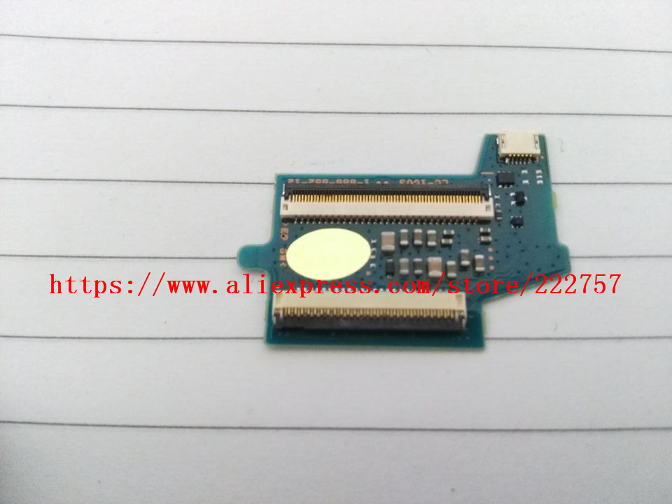 New For Sony NEX-5T LCD Display Screen Driver Board PCB Repair Parts LC-1003New For Sony NEX-5T LCD Display Screen Driver Board PCB Repair Parts LC-1003