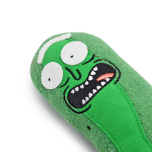 20cm Funny Rick And Morty Plush Toys Doll Cute Pickle Rick Plush Soft Pillow Stuffed Toys for Children Kids Christmas Gifts