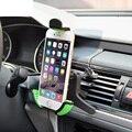 360 градусов вращающийся Гора Колыбель Держатель Стенд телефон держатель для iPhone 7 7 plus 6 s для Huawei Mate 9 P8 для Xiaomi