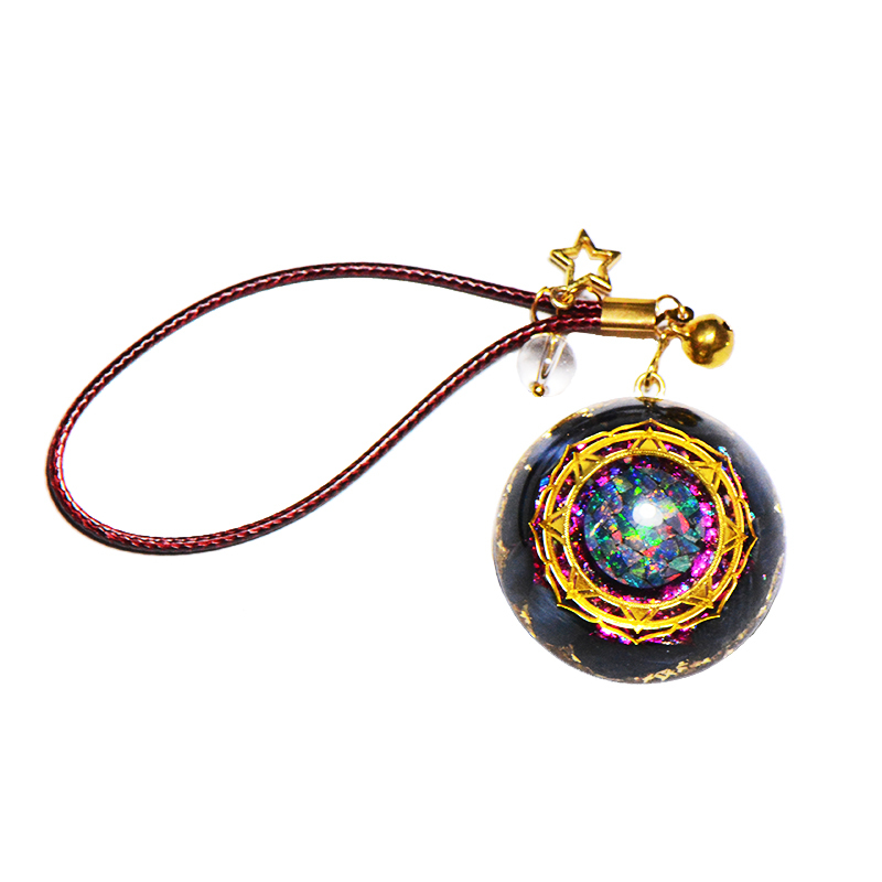 Image 5 - Orgonite Energy Pendant Eye of storm  Reiki Shiaogu Hangs Necklace Amulet Promote Chakra EMF Protection Balance Positive EnergyPendants   -