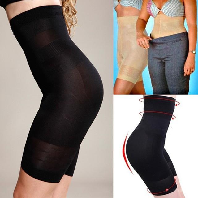 Espartilhos de treinamento da cintura cincher Magro Calças elevador shapers quentes Calças Controle shaper do corpo/emagrecimento Cueca cintura látex formadores
