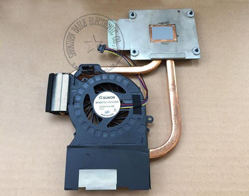 New DV6 laptop cooler for HP DV7-6000 CPU cooling fan with heatsink 666526-001, 100% NEW genuine DV6 DV6-6000 laptop radiator