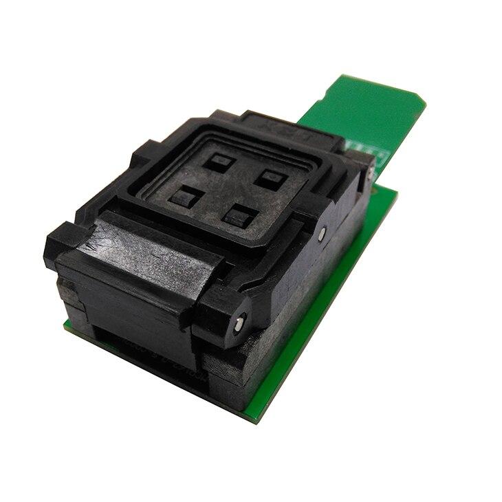 EMCP162/186 считыватель раскладушка тестер с розеткой BGA162/186 программа восстановления данных для электронных diy kit emmc ремонт телефонов инструменты - 3