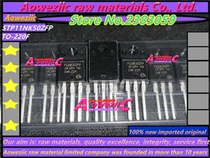 Image 2 - 100% חדש מיובא מקורי STP11NK50ZFP P11NK50ZFP STF3NK80Z F3NK80Z TO 220F STP26NM60N P26NM60N STP140NF75 P140NF75 כדי 220