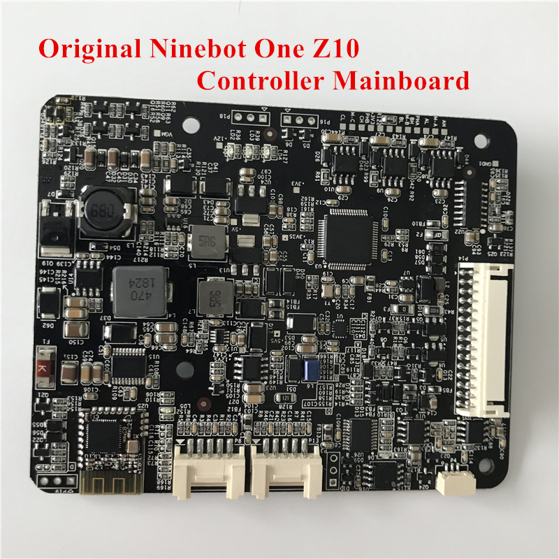 Original Controller Mainboard For Ninebot One Z10 Self Balance Electric Scooter Unicycle Skate Hoverboard Mother Board Parts