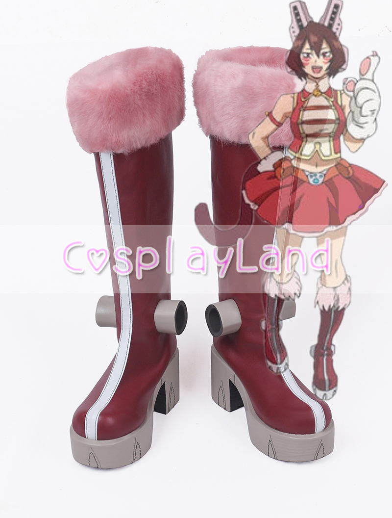 Boku no Hero Academia My Hero Academia Mandalay Shino Sosaki Cosplay Boots Shoes for Adult Women Shoes Accessories Custom Made