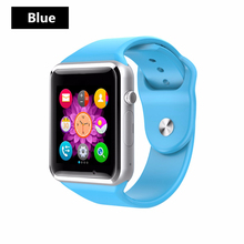 Freeshipping smartwatch a1 bluetooth smart watch für samsung s5 s6 htc huawei lg xiaomi android telefon u80 höhe erfüllt