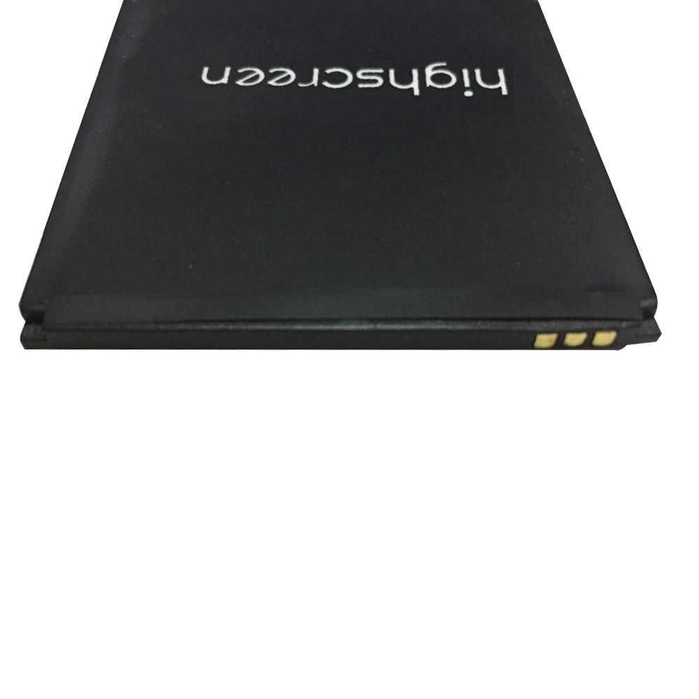 1 pièces nouvelle batterie 2000mAh BP-4R-I pour Highscreen Omega Prime S Innos BP-4R-I batterie de remplacement de téléphone Batteries haute capacité