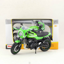 Maito 1/12 Scale Motorbike Model Toys KAWASAKI Z900 RS Cafe Street Motorcycle Diecast Metal Model Toy For Gift,Kids,Collection mini vintage metal toy motorcycle toys hot wheel safe cool diecast blue yellow red motorcycle model toys for kids collection