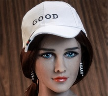 Sex Doll Head For Silicone Adult Dolls Realistic Mannequins Heads Oral Sexy Toys head fit 140-170cm Sex doll Body