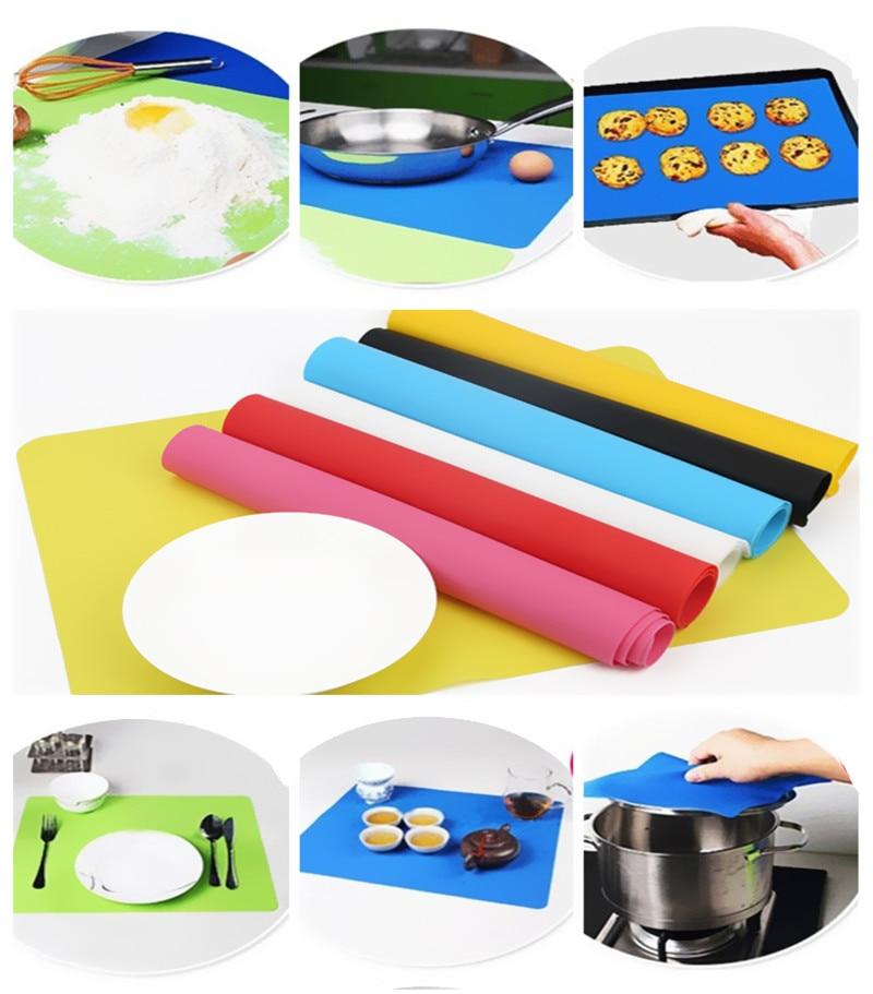 40x30cm Bakeware Pan Nonstick Mulfipurpose Silicone Baking ...