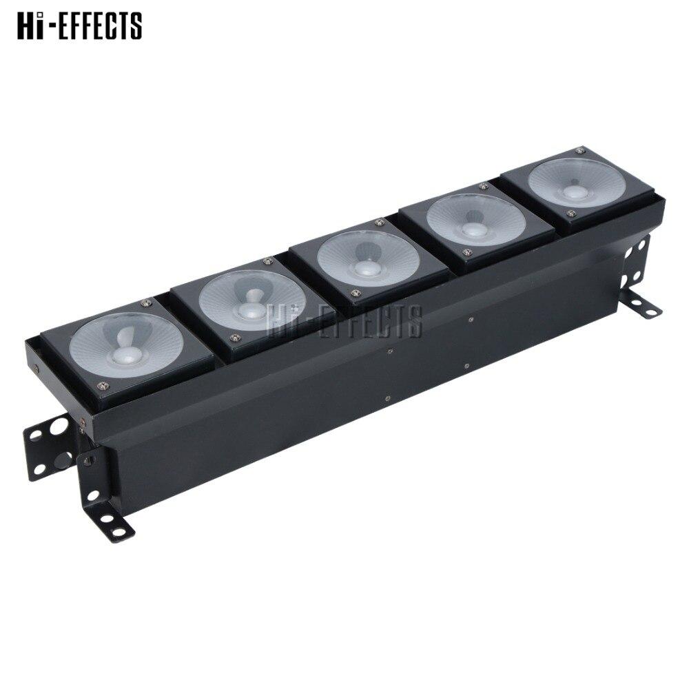 Светодиодный настенный светильник 5 х30 Вт RGB 3 в 1, матричный мини-светильник, хорошее декоративное освесветильник для вечерние НКИ, шоу
