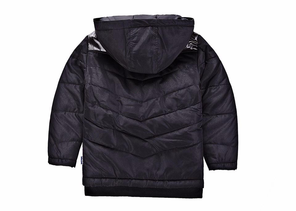 b2978bec3 SOGNI KIDS Christmas Boys Winter Coat Cotton padded Jackets Brand ...