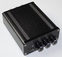 mini TPA3116 200W 2.1 channel Class D HiFi Digital Audio Power Amplifier