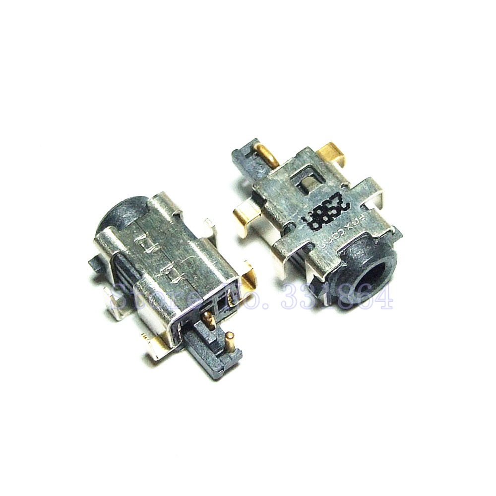 цены на 50PCS DC Power Jack for ASUS Eee PC X101 X101CH  X101H R11CX Laptop Charge Socket Connector в интернет-магазинах