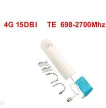 15dbi 697-2700 Mhz impermeable al aire libre 3G 4G 2G antena para el teléfono para teléfono booster antena repetidor 4G LTE antena