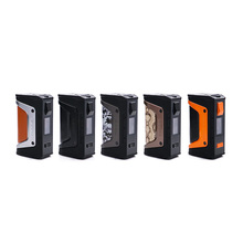 2pcs/lot GeekVape Aegis mod aegis Legend 200W TC Box MOD Powered by Dual 18650 batteries e cigs No Battery for zeus rta blitzen