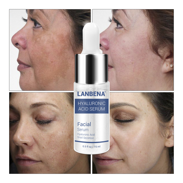 LANBENA skin moisture and oil control, skin smoothness serum 2