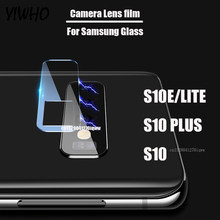 Camera Lens Tempered Glass for Samsung Galaxy S10 Plus S10E Protective Glass Protector Sansung Samsumg S 10 E S10plus LITE Film(China)