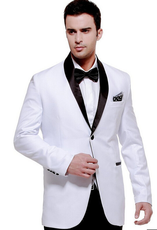 Men S Suits The Dance Party Dress And Suit Jacket Slimming Pants Wedding Groom Best Man Wearing A Formal In From Clothing