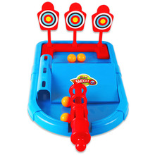Kid Desktop Toys Marbles Bow And Arrow Shooting Game Parent Child Family Fun Interactive Game Children's Birthday Christmas Gift plastic toy baby birthday gift desktop funny game tabletop shoot football fossball family parent child interactive educational