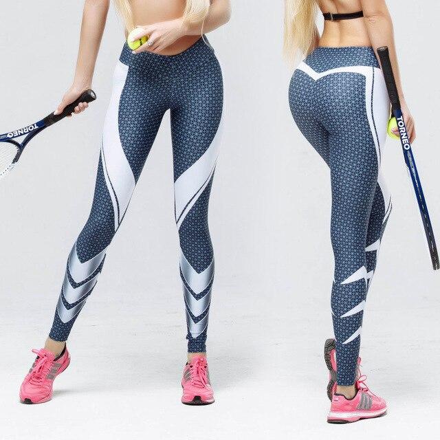 d93be8d2e1 PUJUNLIN Women Tight Pants High Elastic Fitness Sport Leggings Tights Slim  Running Sportswear Sports Pants Yoga Training Pants