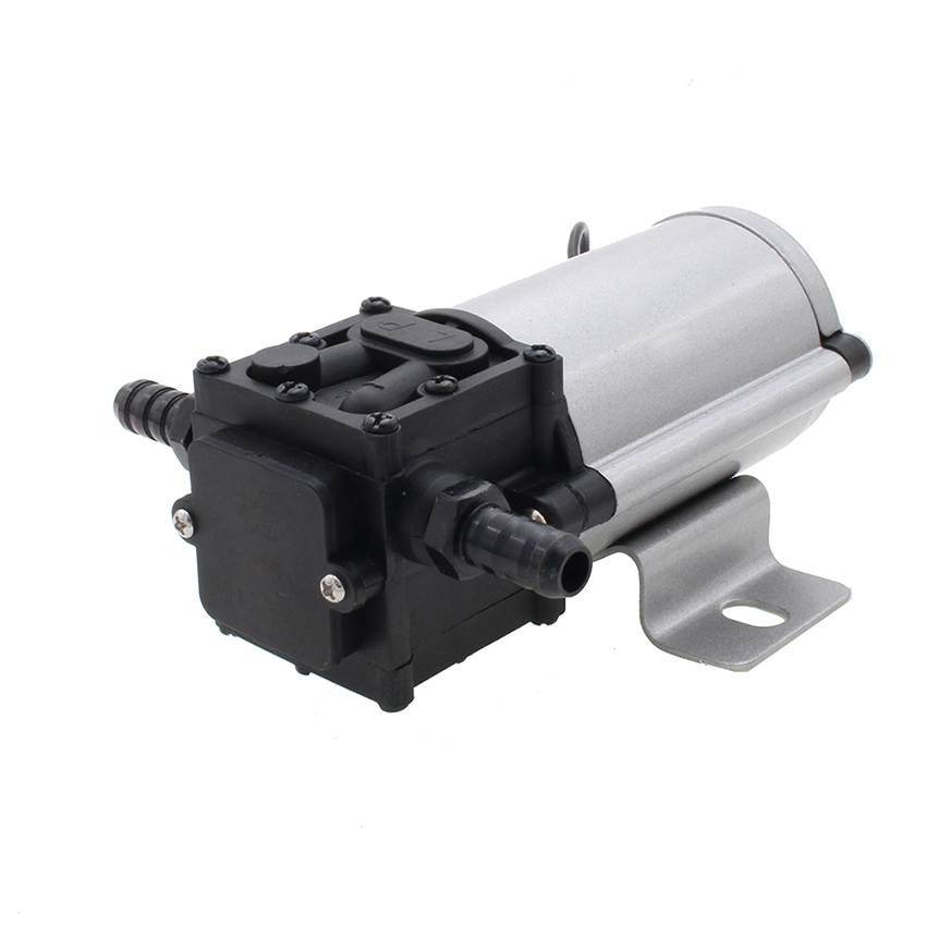 Professional Petro DC Pump 12V 24V Diesel Fuel Oil Extractor Transfer 10L / min цена
