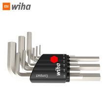 XIAOMI Wiha Original 9 In 1 Multifunction Bike Repair Tool Portable Allen Wrench Set for Cycling Camping Travel Hot(China)