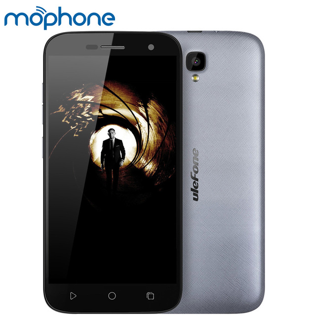 "Ulefone U007 5.0"" HD Smartphone Android 6.0 MTK6580A Quad Core 1GB+8GB 5MP 13MP Cellphone 3G GPS 2200mAh Mobile Phone"